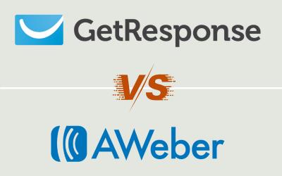 GetResponse versus Aweber: A Detailed Review