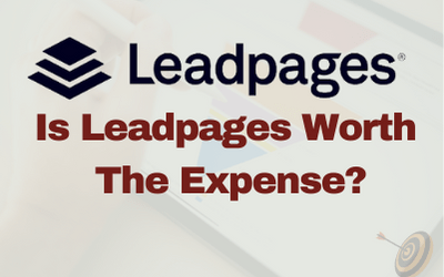 Leadpages As Sales Funnel Builder, Is It  Worth The Expense?